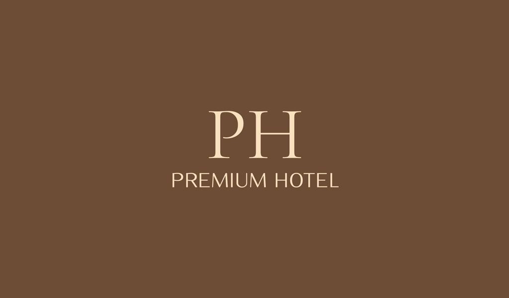 Monogramme Ph Hôtel Logo