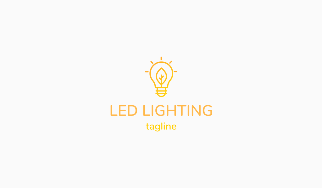Ampoule Led Logo