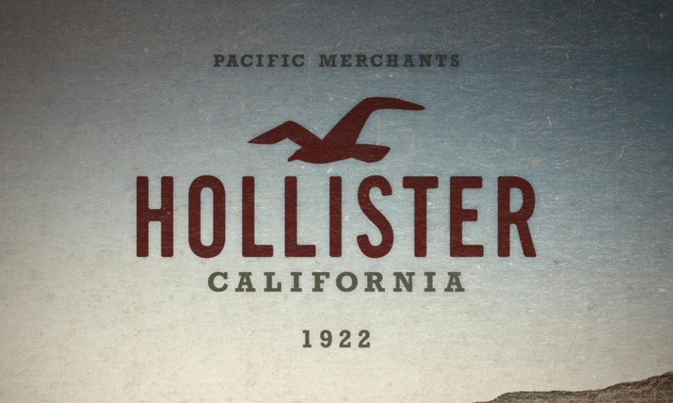 Hollister logo cover