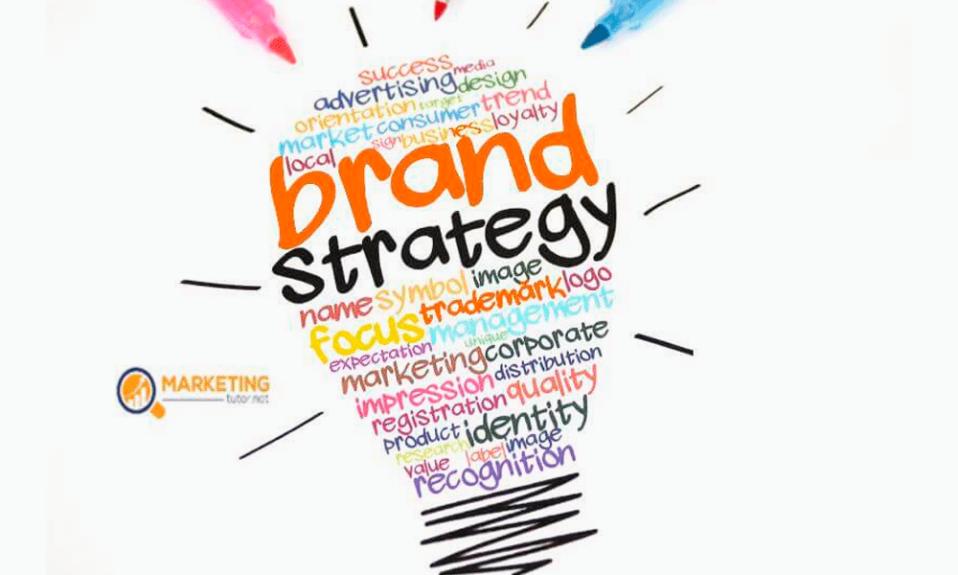 Strategia del marchio