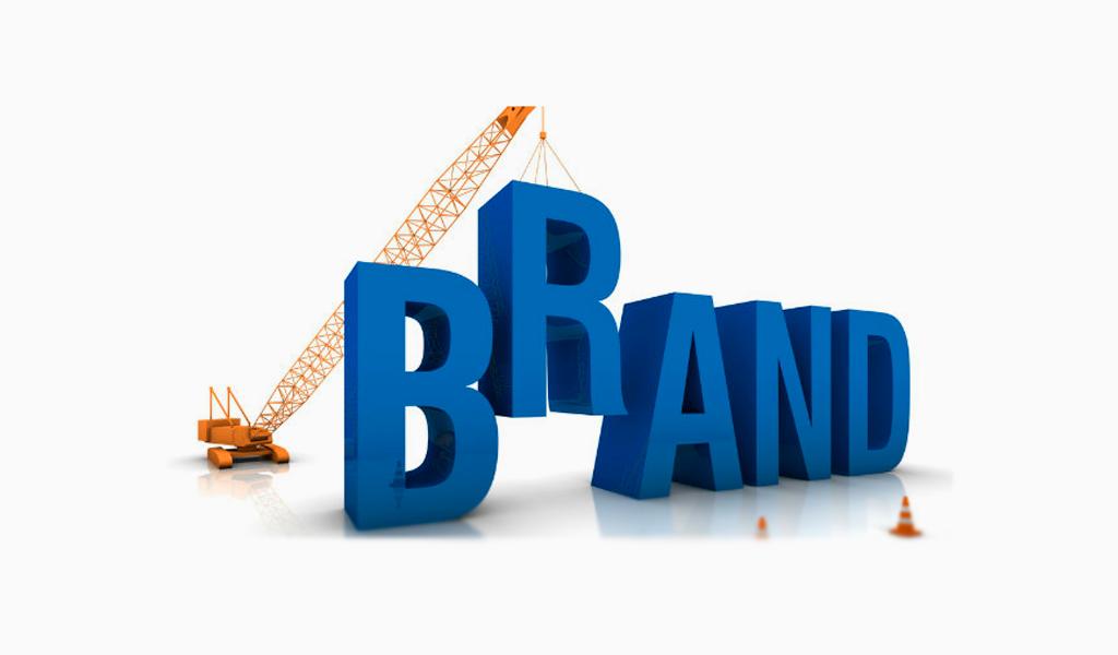 costruire il marchio
