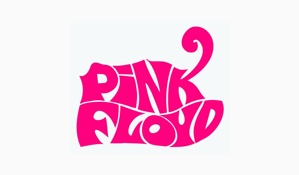 Il logo dei Pink Floyd