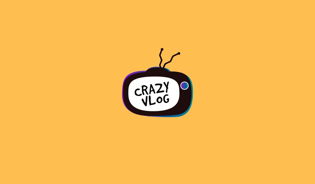 Disegno del vecchio logo della TV