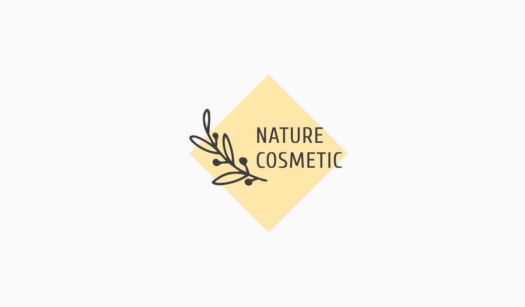 Logo della pianta del rombo