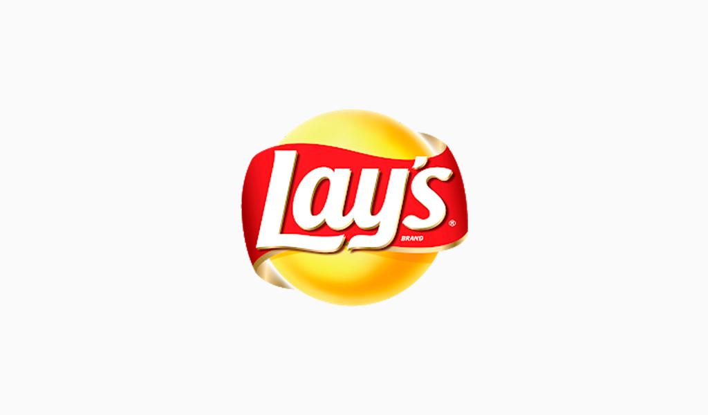 Il logo di Lays