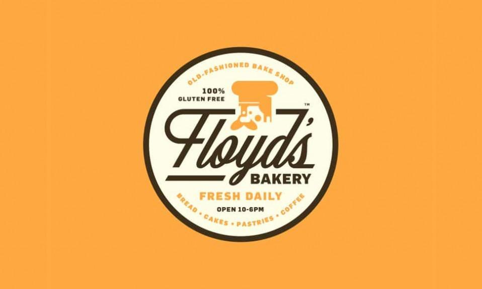 Exemplo de logotipo vintage