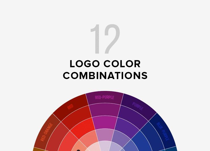 Combinações de cores do logotipo