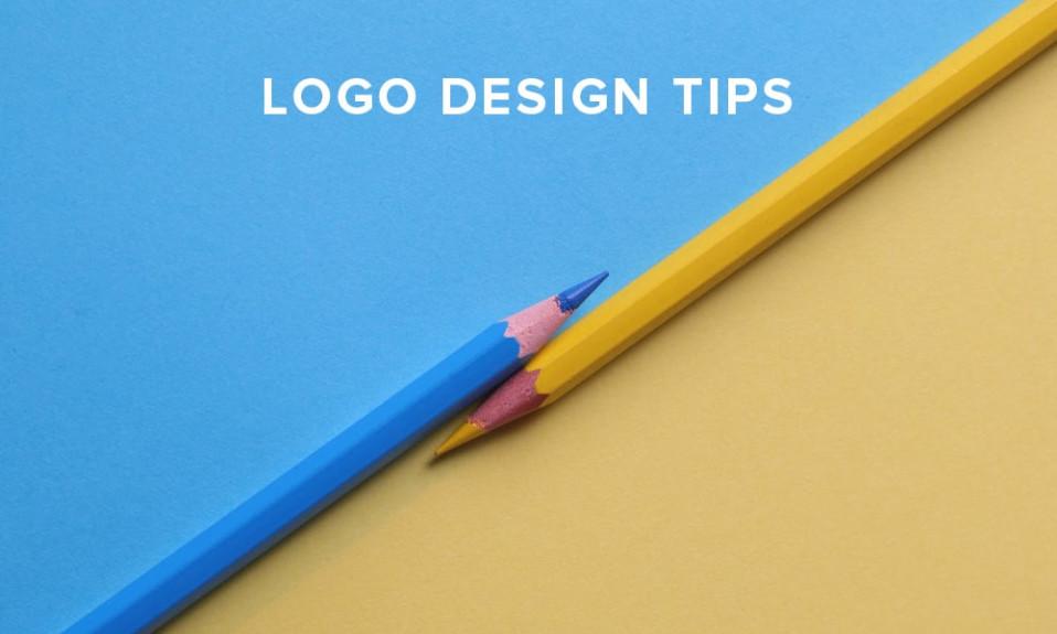 Ilustração de dicas de design de logotipo