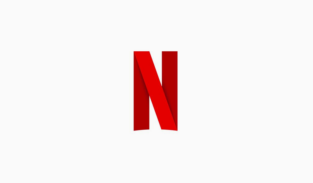 Logotipo da versão curta da Netflix