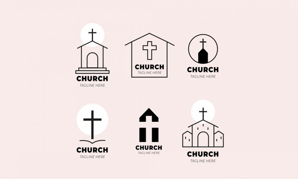 Logotipos de igrejas