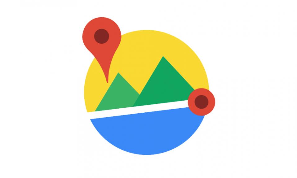 logotipo do google places