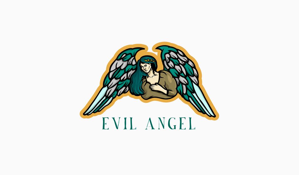 logo com anjo