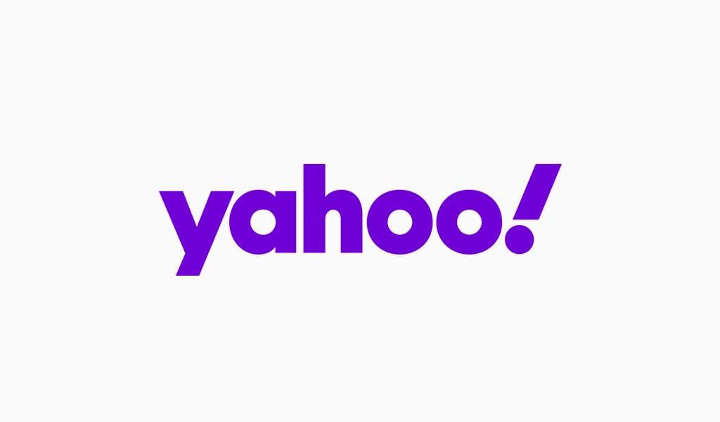 Logotipo do Yahoo