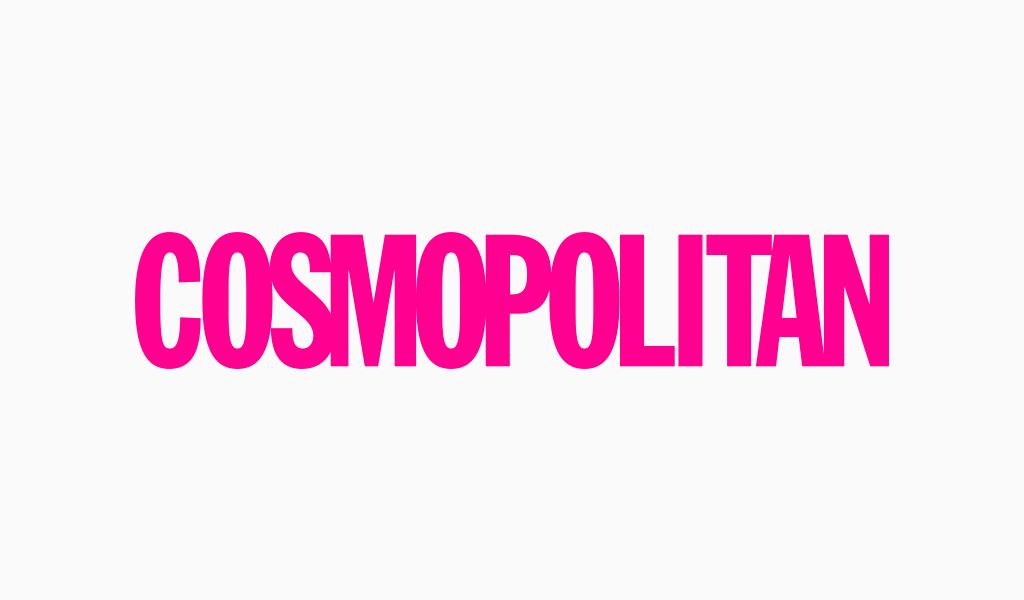 Logotipo da Cosmopolitan