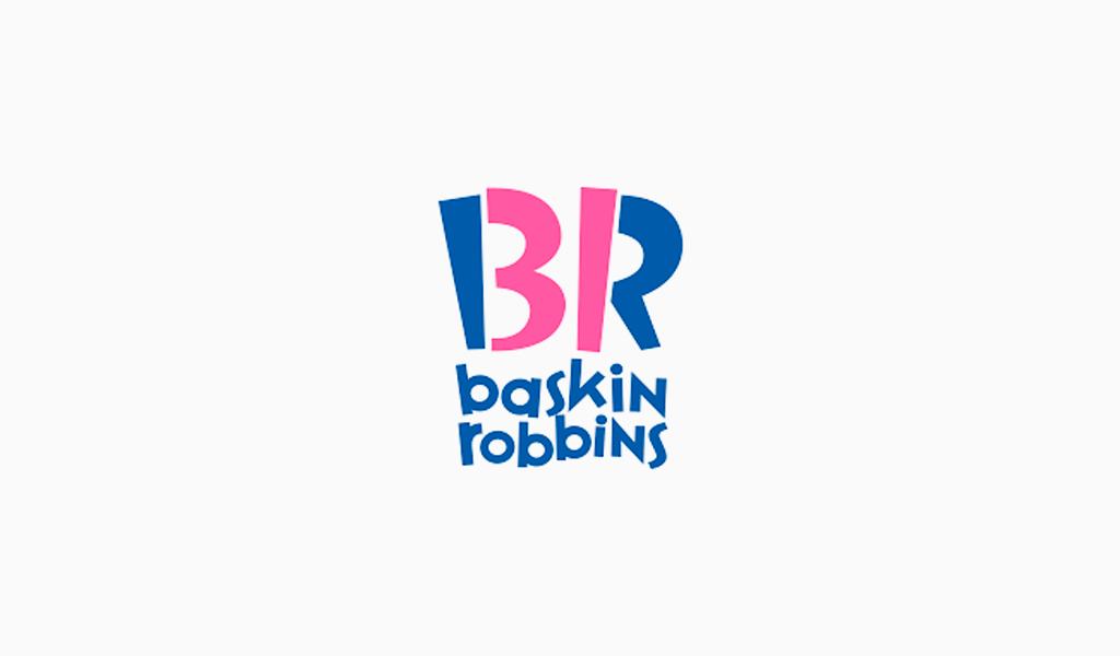 Logotipo da Baskin Robbins