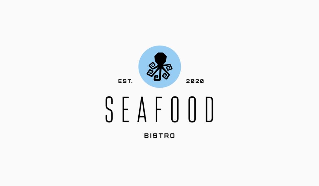 Logotipo do Octopus Bistro