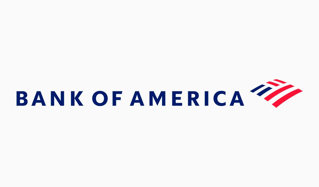 Logotipo do Bank of America