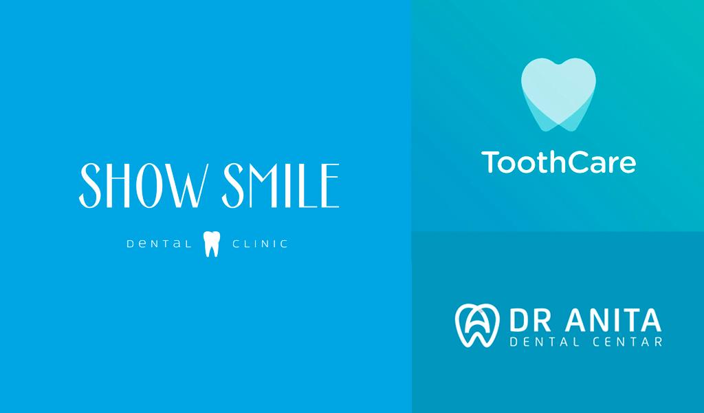 Logotipos odontológicos