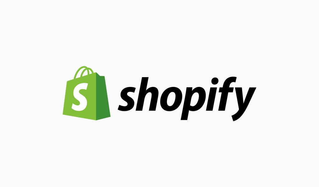 Logotipo da Shopify