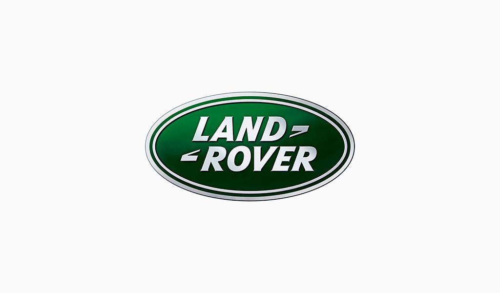 Logotipo da Land Rover