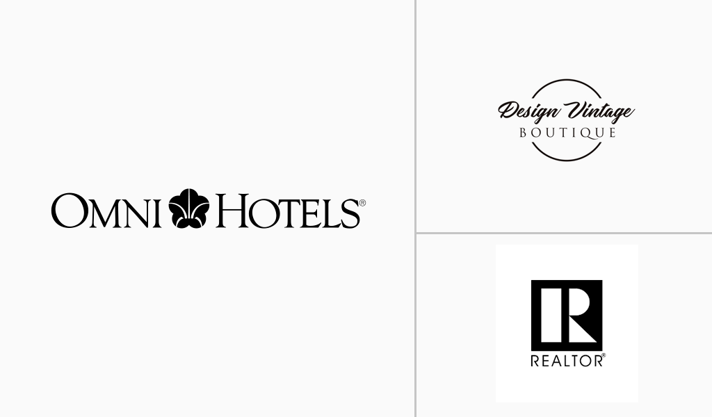 logos brancos luxy