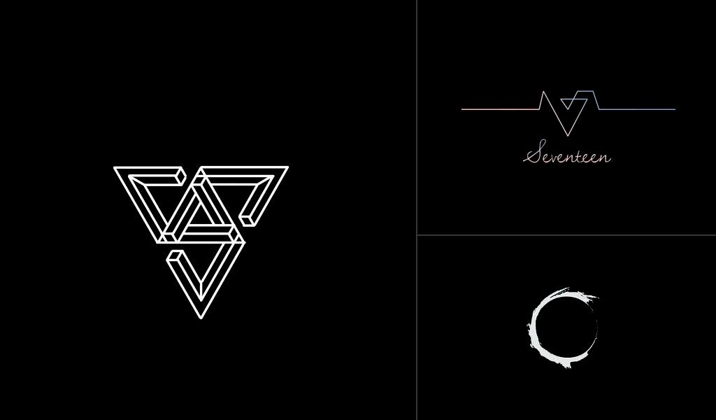 logotipos pretos