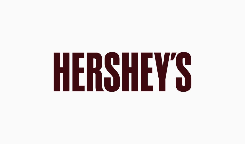 Logotipo da Hershey's