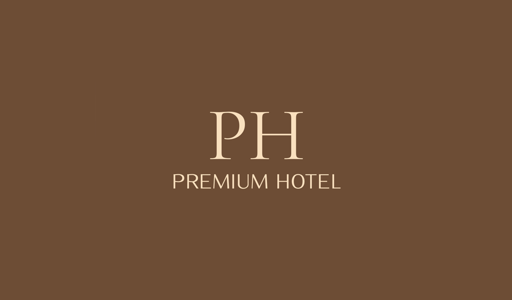 Logotipo do Monogram Ph Hotel