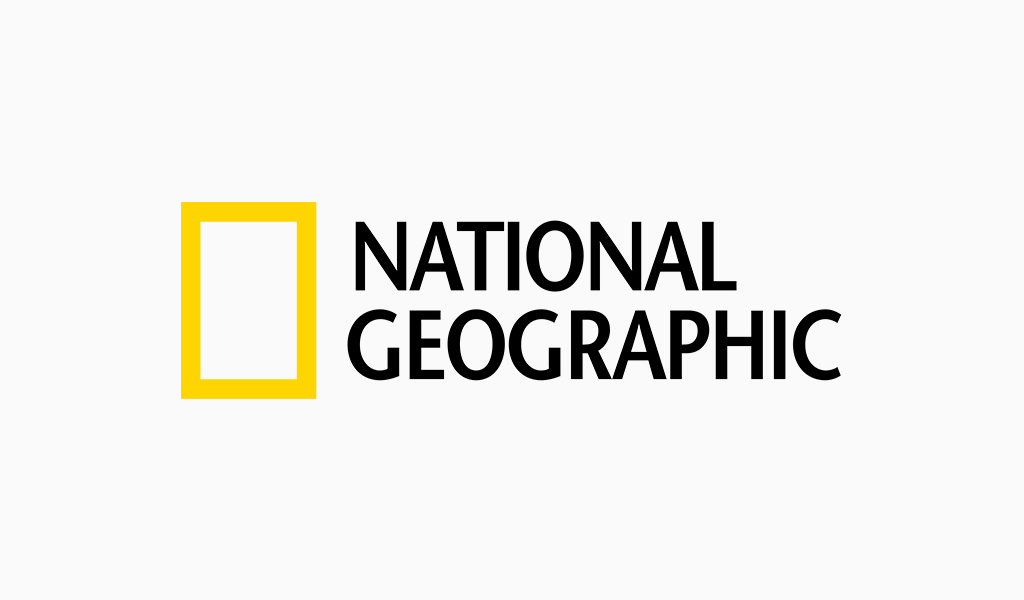 Logotipo do National Geographic