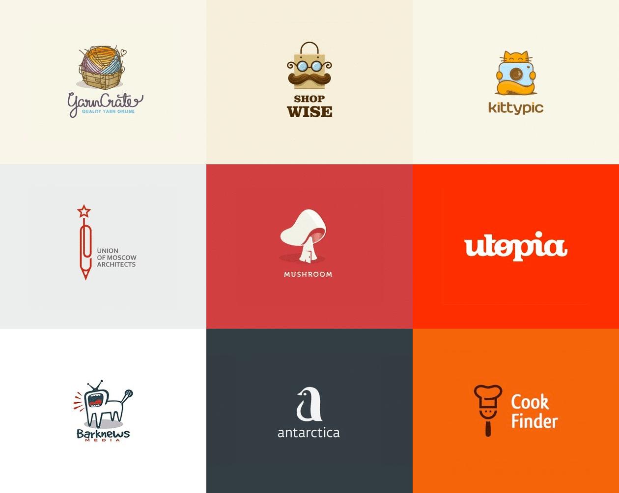yaratıcı logolar