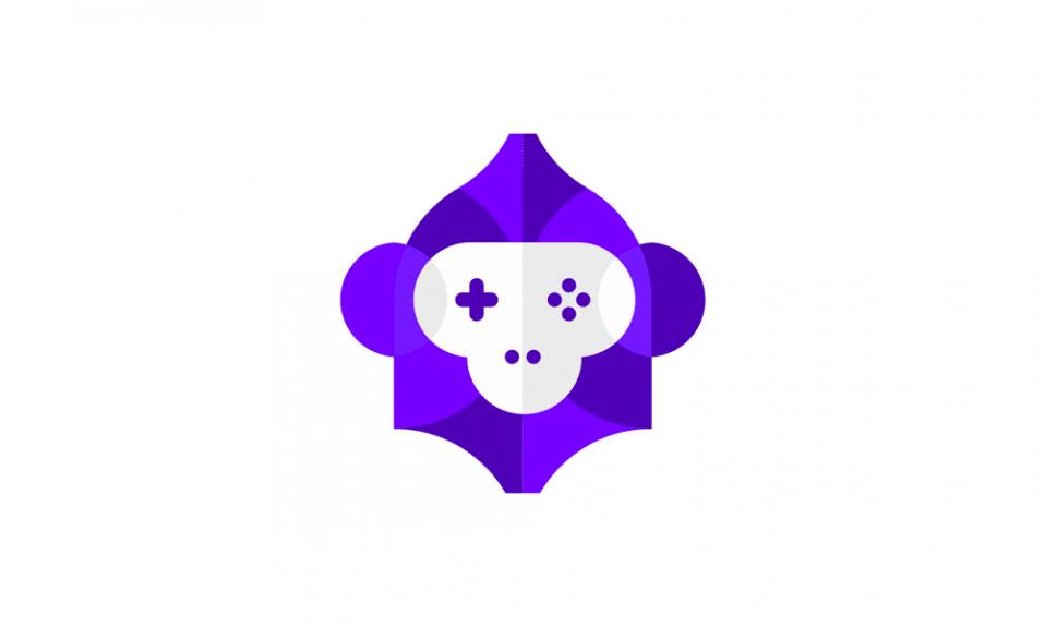 Logo for gamers logo cover