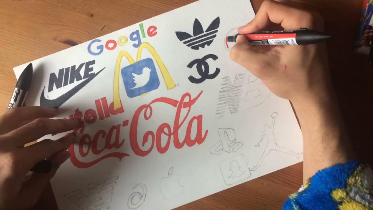Ünlü logolar