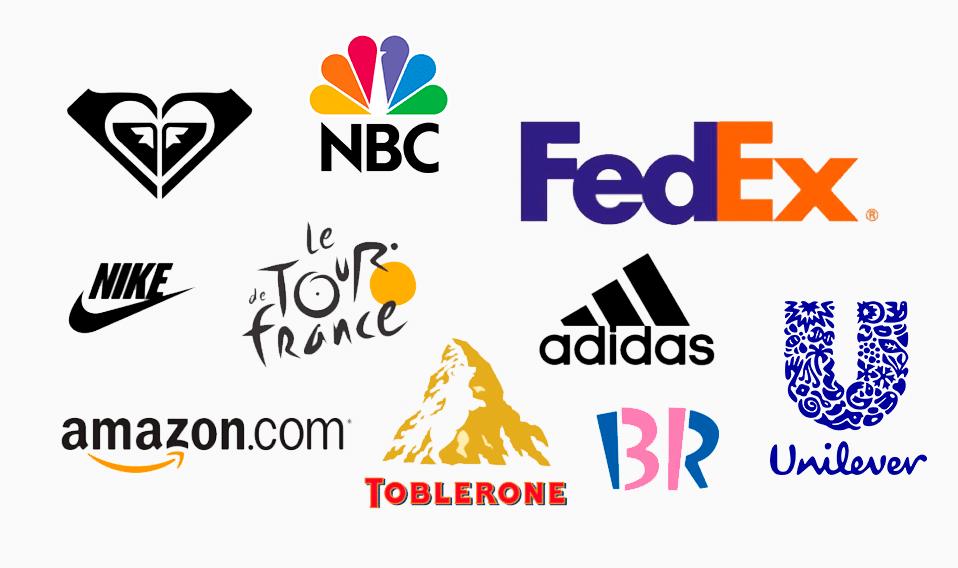 gizli mesajlı logolar