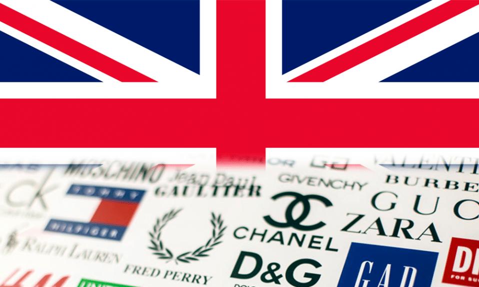 İngiltere'nin ünlü logoları